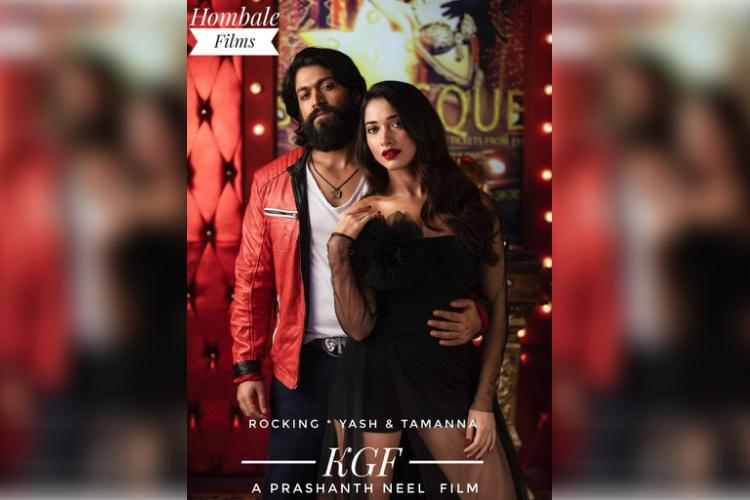 Yash Starrer Kgf Set For Christmas Release The News Minute