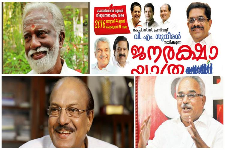 Kerala in Yathra mode in countdown to elections