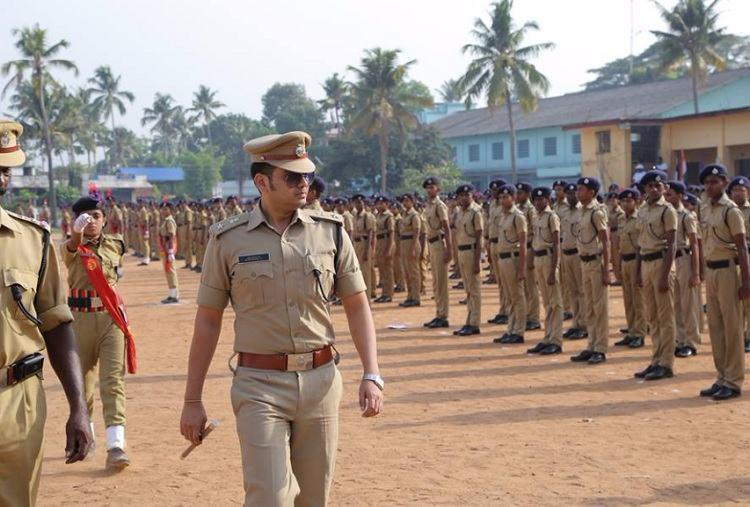 State Human Rights Commission pulls up Kerala cop over lathicharge on protesters in Puthuvype