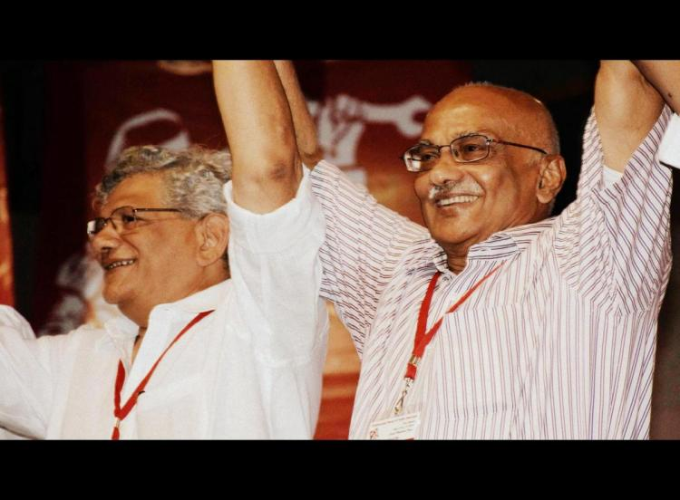 Why Pillai pulled out of the race making way for Yechury