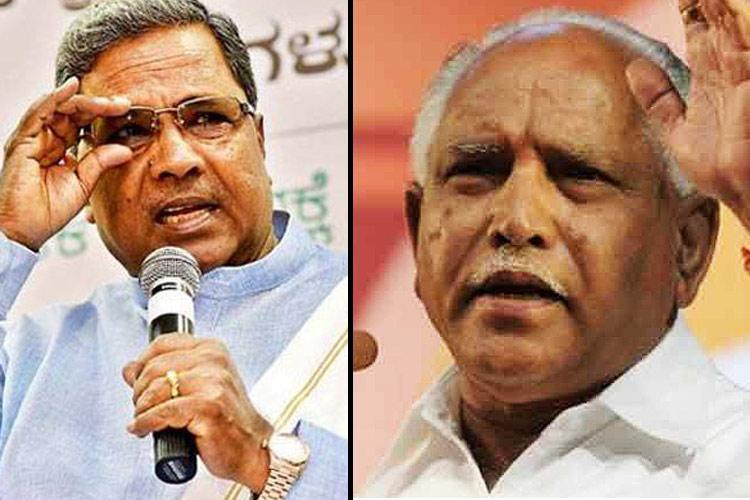 Ktaka HC issues notices to Siddaramaiah other Cong leaders for remarks against Yeddyurappa