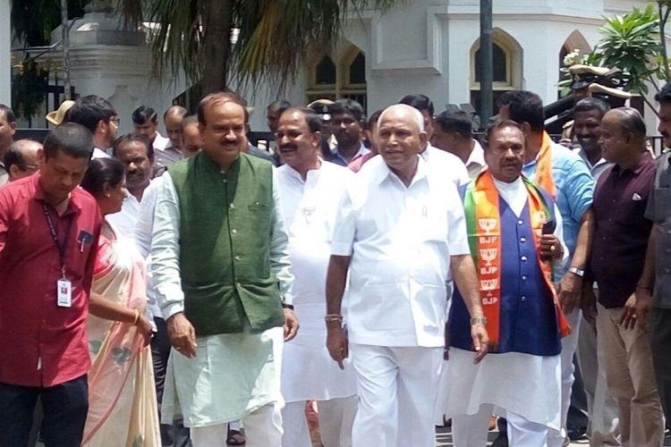 Trust Governor to take appropriate decision says confident BJP after Raj Bhavan meet