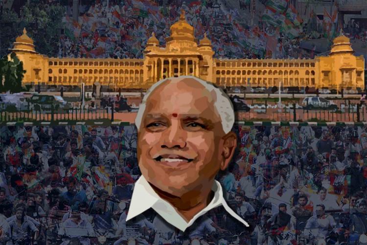 No surprises at Shikaripura BS Yeddyurappa wins by a large margin