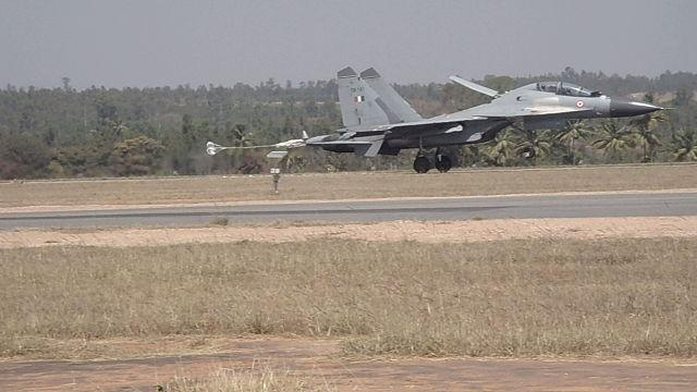 Real estate boom threat for Air Force Station Yelahanka
