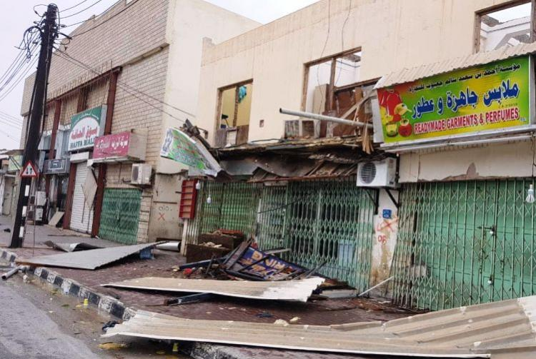 Cyclone Mekunu Slams Oman, Yemen Killing at Least 5