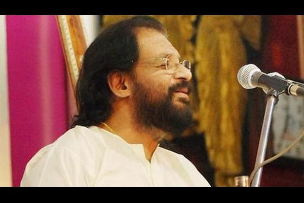 Will visit when god calls Singer Yesudas says no hurry to go to Sree Padmanabha Swamy Temple