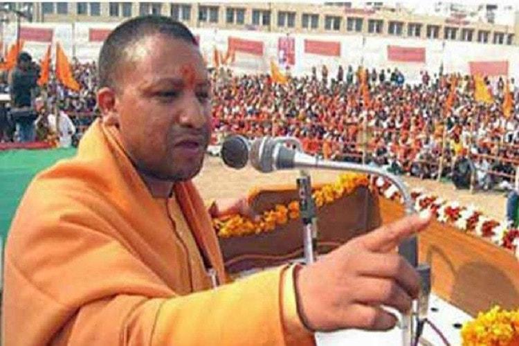 In 8 years as MP Yogi Adityanaths most recurring debate topic has been Hindu affairs