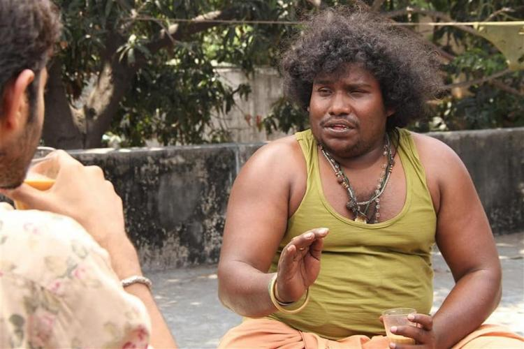 From Aandavan Kattalai to Pariyerum Perumal heres the best of Yogi Babu