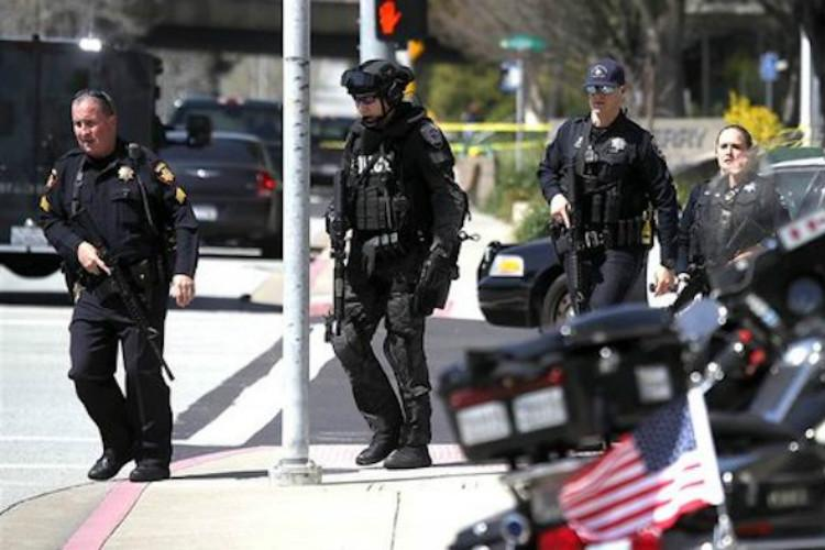 Shooting at YouTube headquarters in US One dead at least four injured