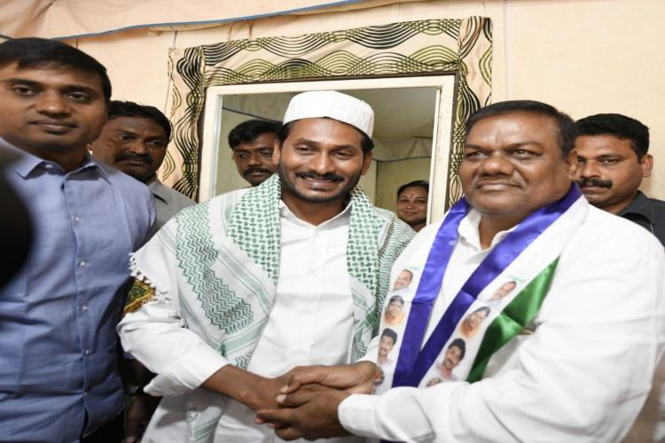 Former Hindupur TDP MLA Abdul Gani defects to YSRCP in