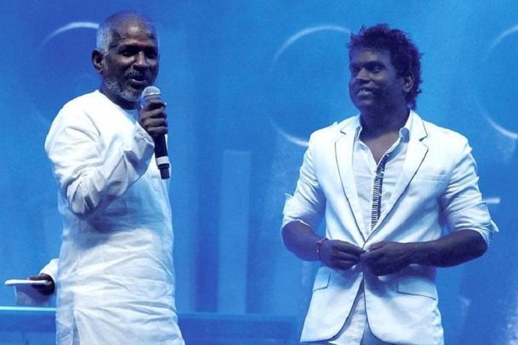 Ilaiyaraaja son to join hands for a National award-winning director