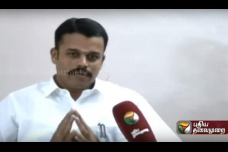 TN police questions TV journalists over interview of murder-accused Yuvaraj