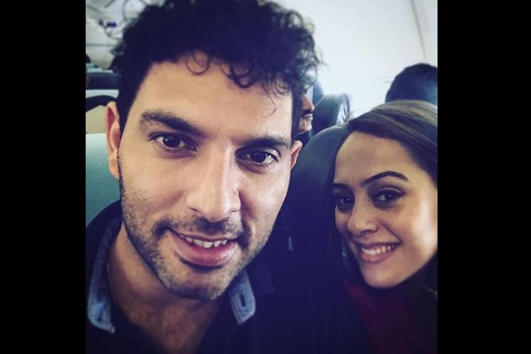 Yuvraj Singh to get married to Hazel Keech this year says will make an announcement soon