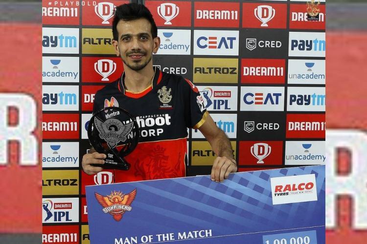 Virat Kohli praises Yuzvendra Chahal says he changed the game for RCB