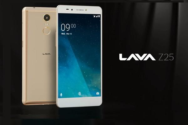 Lava Z25 review Decent specs but can it take on Chinese rivals