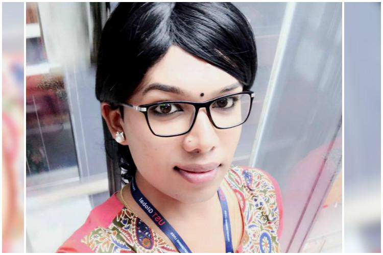 A dream come true Transgender woman placed with MNC in Keralas Technopark