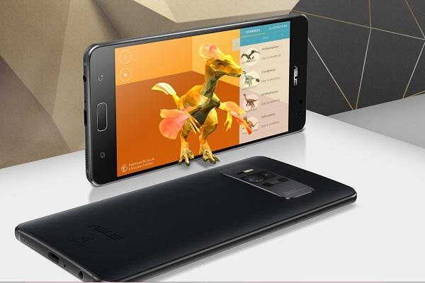 Asus launches ZenFone Ares with QHD display and AR, VR capabilities