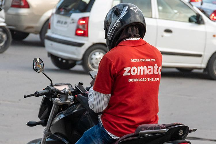Several Zomato delivery execs in Bengaluru suspended after protest on pay structure