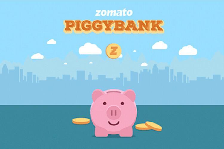 Zomato announces launch of reward points program - Zomato Piggybank