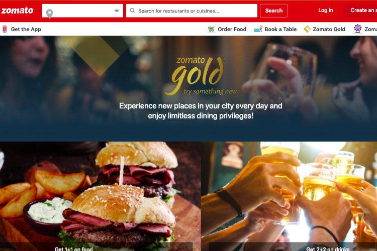 Zomato launches cheaper versions of its Gold subscriptions