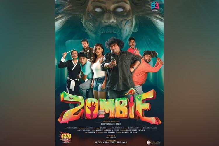 Shooting of Zombie Tamil cinemas second film in the genre almost over