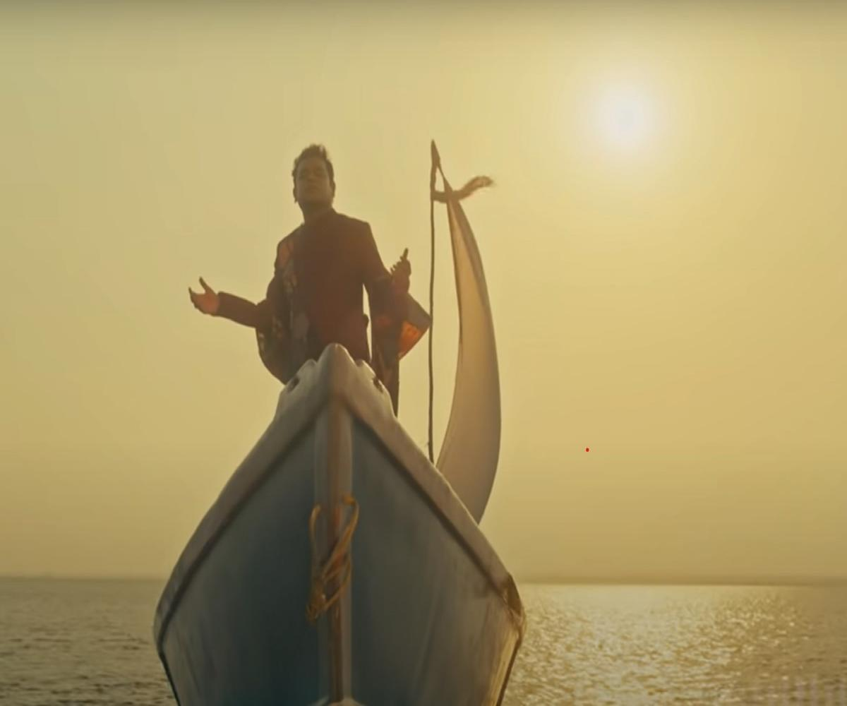 Watch: AR Rahman releases teaser of new track 'Moopilla Thamizhe Thaaye'