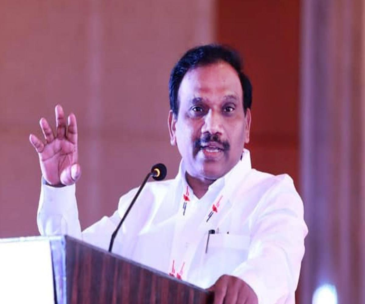 AIADMK files complaint with EC against A Raja for 'vulgar' comment against CM