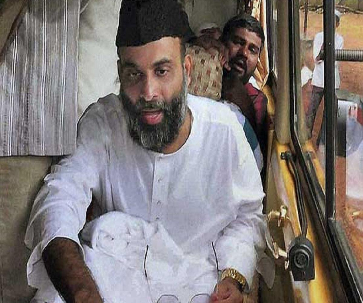 Chief Justice of India calls Abdul Nazar Madani a 'dangerous man'