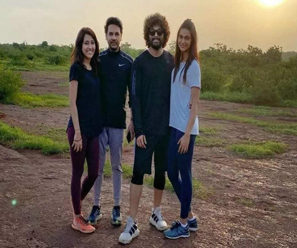 Allu Arjun's new hairstyle creates buzz about his look in upcoming ...