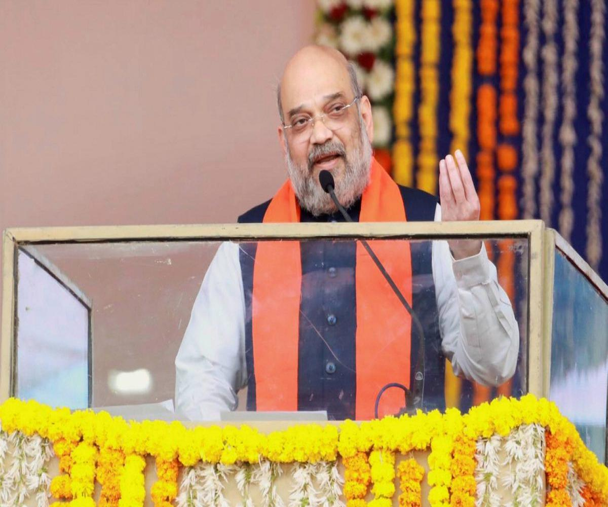 Only AIADMK-BJP can protect Tamil Nadu's culture: Amit Shah in TN