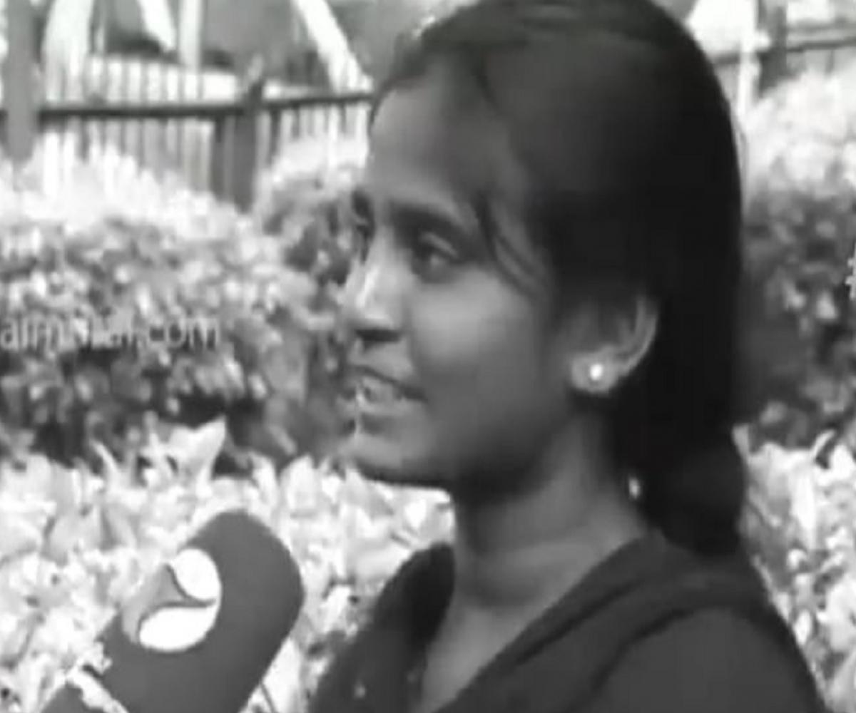 AIADMK manipulates Anitha's videos for political ad, family to file complaint