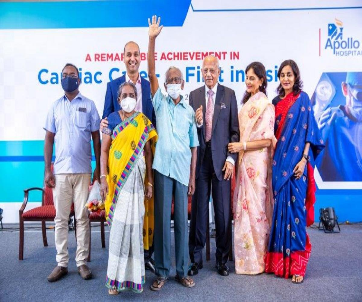Apollo Chennai performs cardiac procedures on 4 patients in a day using 'MitraClip'