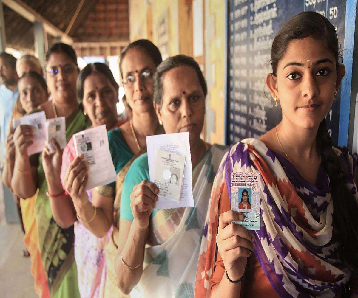 Chennai fares poorly with 59.06% voter turnout, IT hub Velachery is lowest