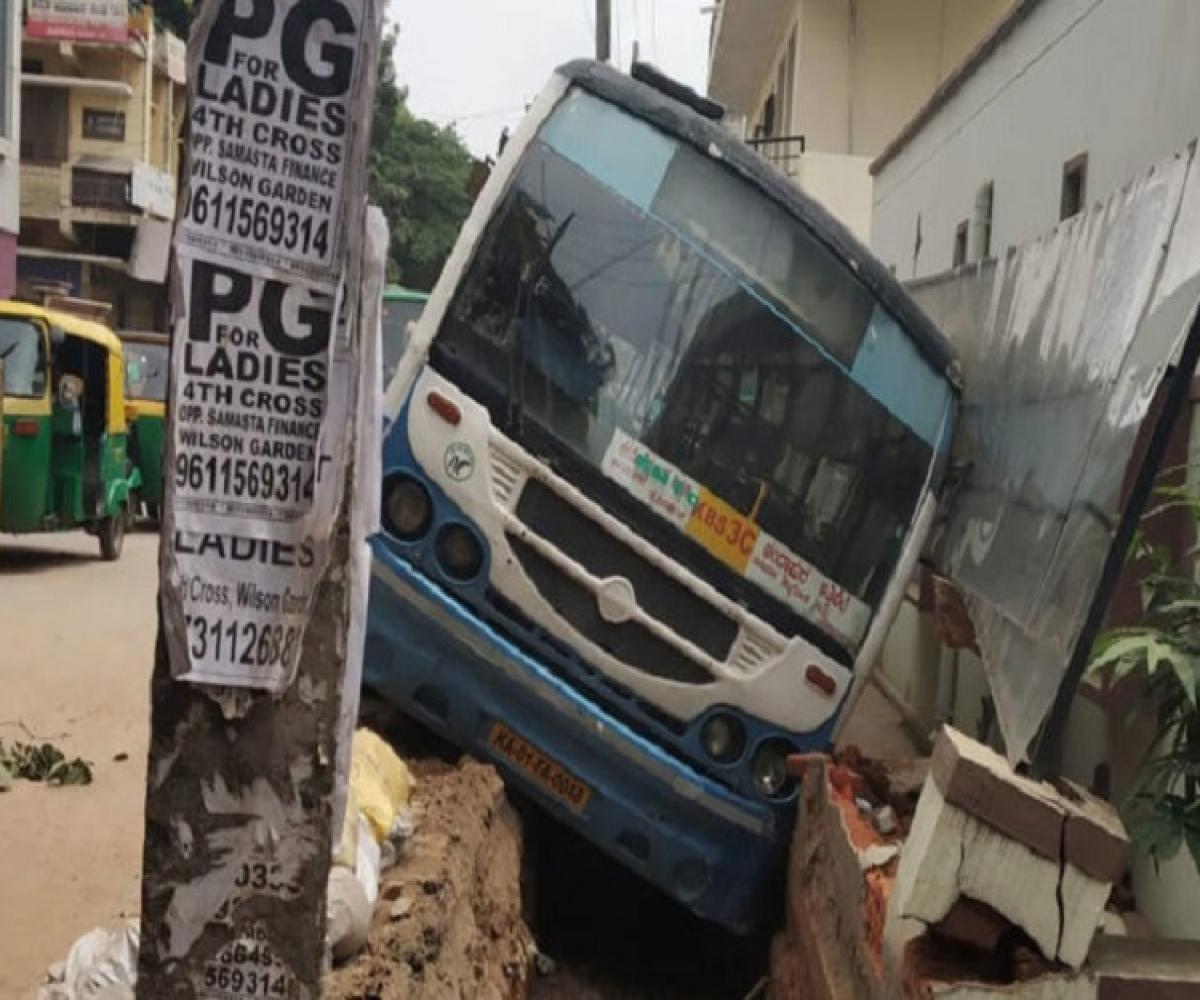 Bengaluru's killer buses: 50 people died in 258 BMTC
