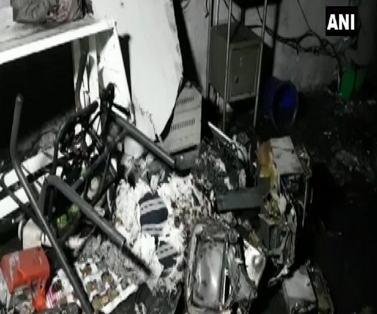 18 COVID-19 patients die after fire breaks out in Gujarat hospital