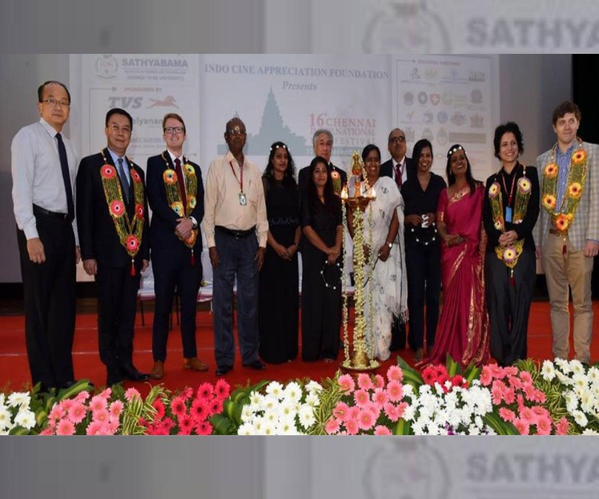 Chennai International Film Festival kickstarts with Japanese