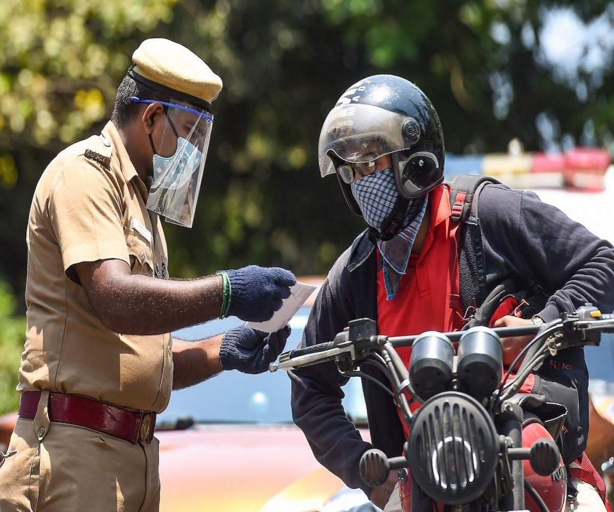 Chennai, Coimbatore civic bodies announce penalty for not wearing masks