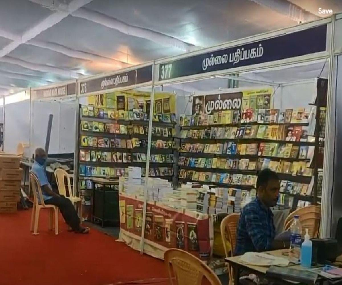 From poetry to Dalit politics: Four new Tamil titles released at Chennai Book Fair