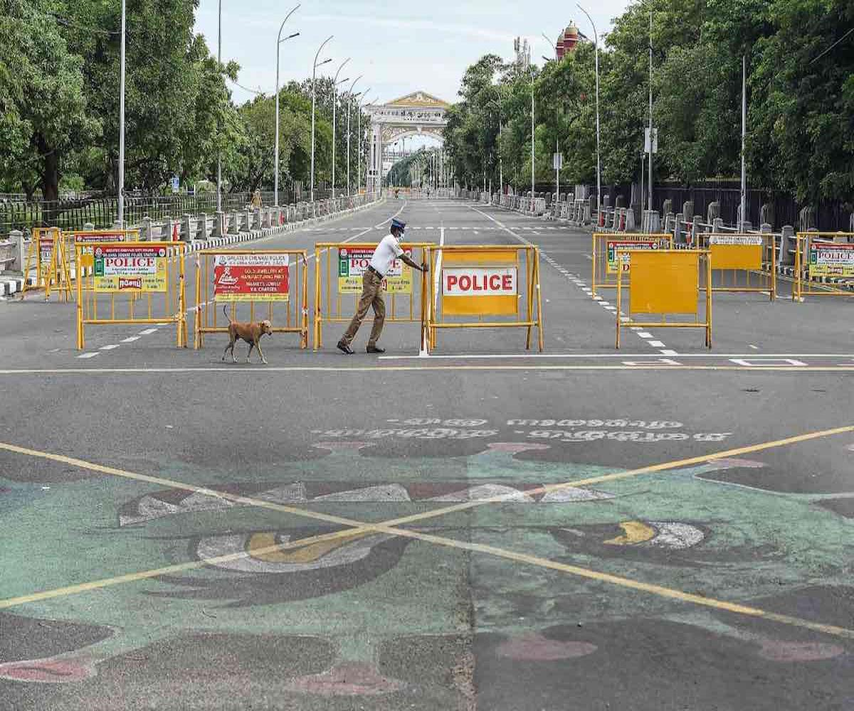 Puducherry imposes night curfew from April 20
