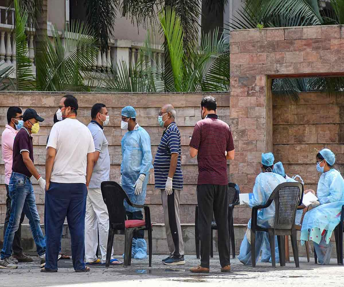 COVID-19: India records over 2 lakh new cases for second straight day