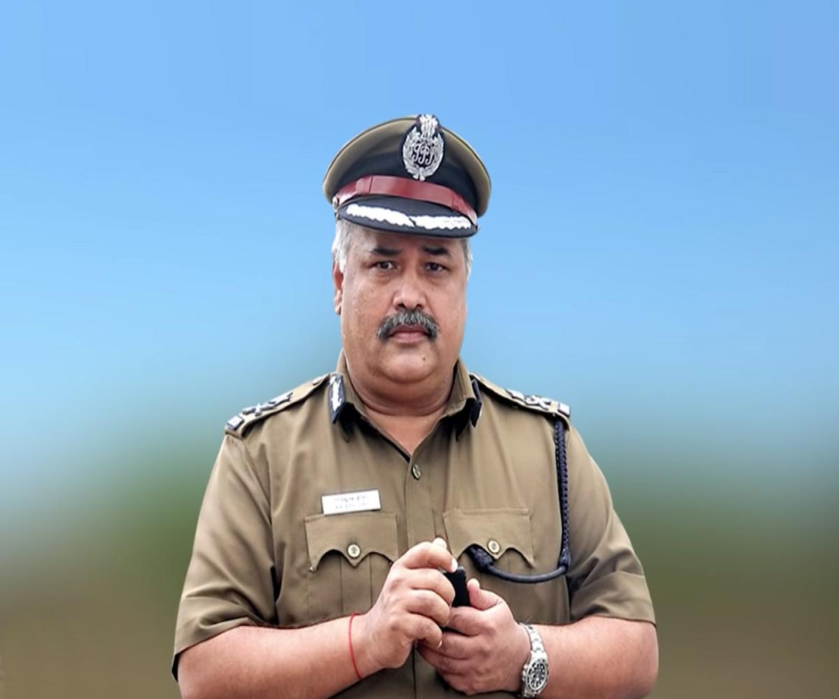 CB-CID to probe sexual harassment charges against TN DGP Rajesh Das