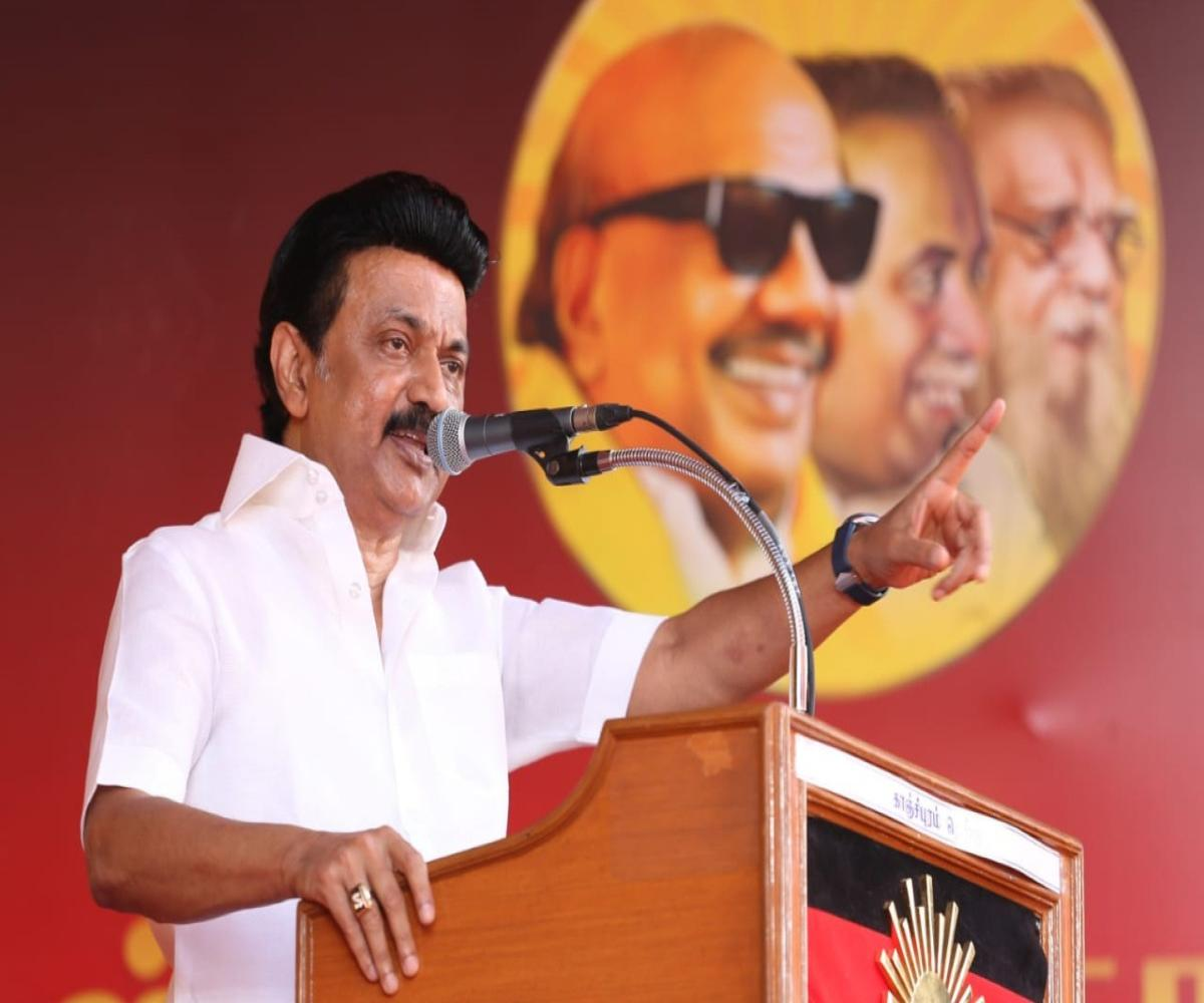 DMK to release vision document for TN in mega rally in Trichy on March 7