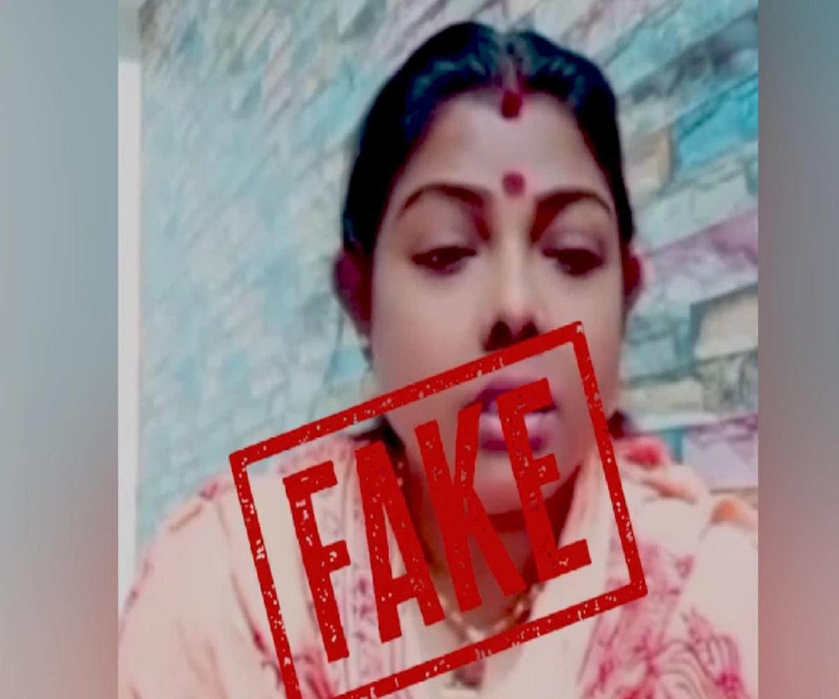 Another fake video on DMK's inter-caste marriage promise: TN CEO tells cops to act