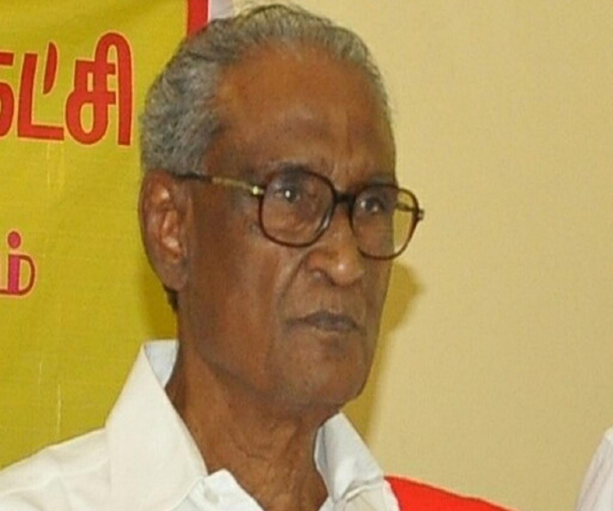 Veteran CPI leader D Pandian dies in Chennai at 88