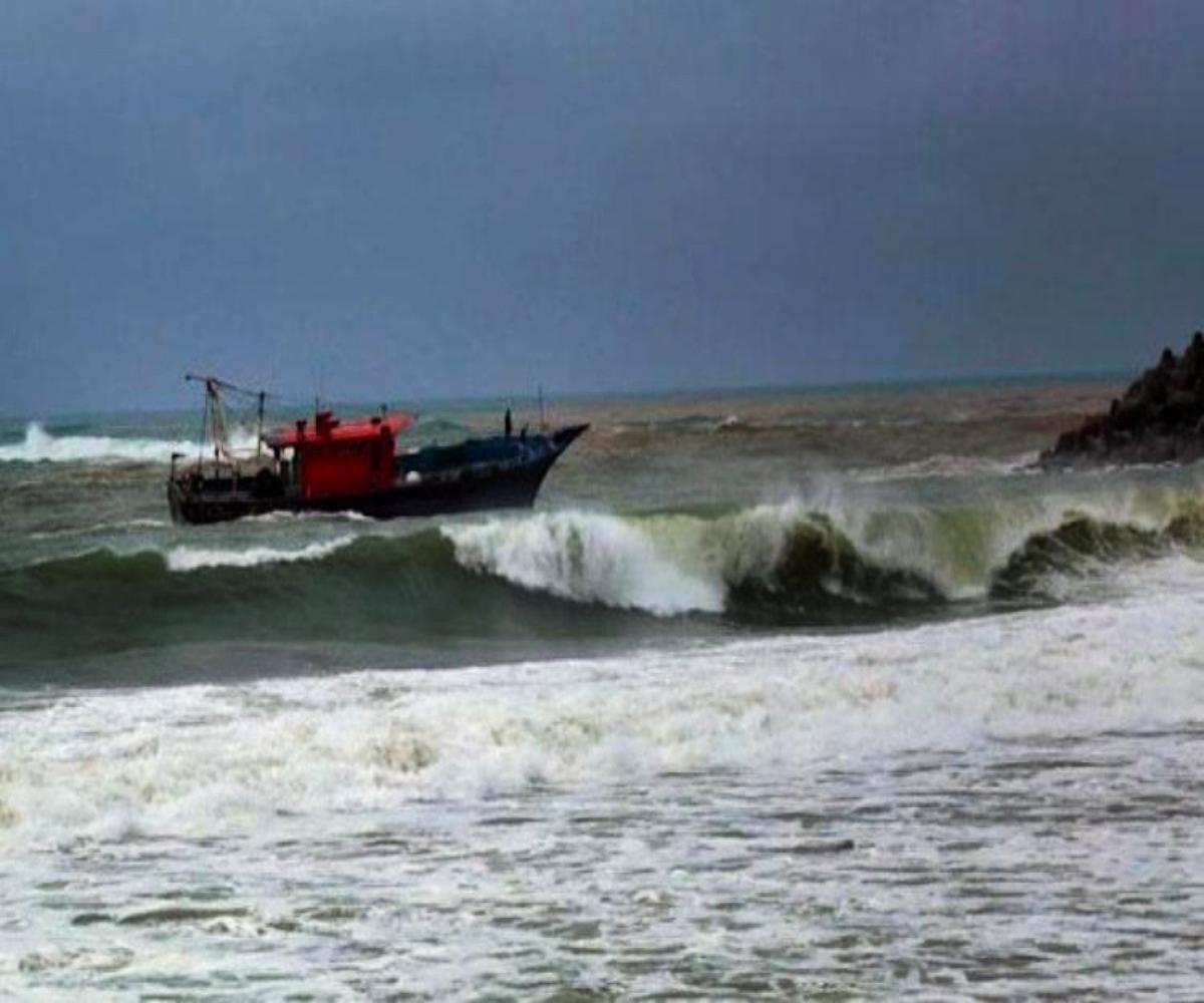 Eleven fishermen from TN who went missing being brought back to Kanyakumari