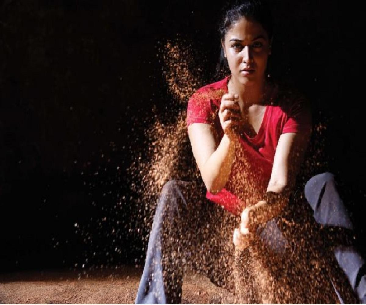 Godha' is not a great sports movie but its kickass female