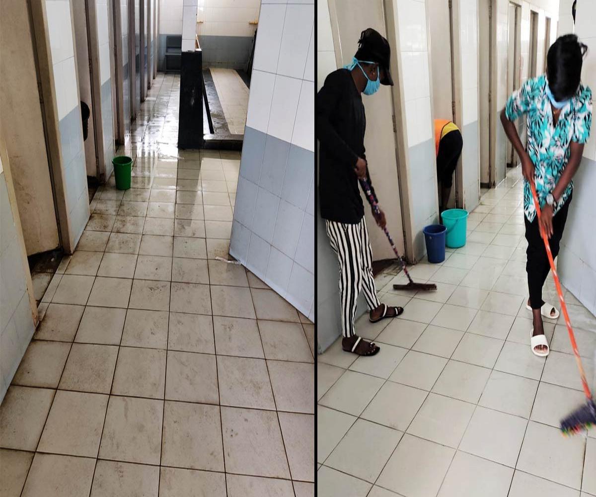 Chennai journo recounts 'unhygienic' stay in COVID centre, Corporation intervenes