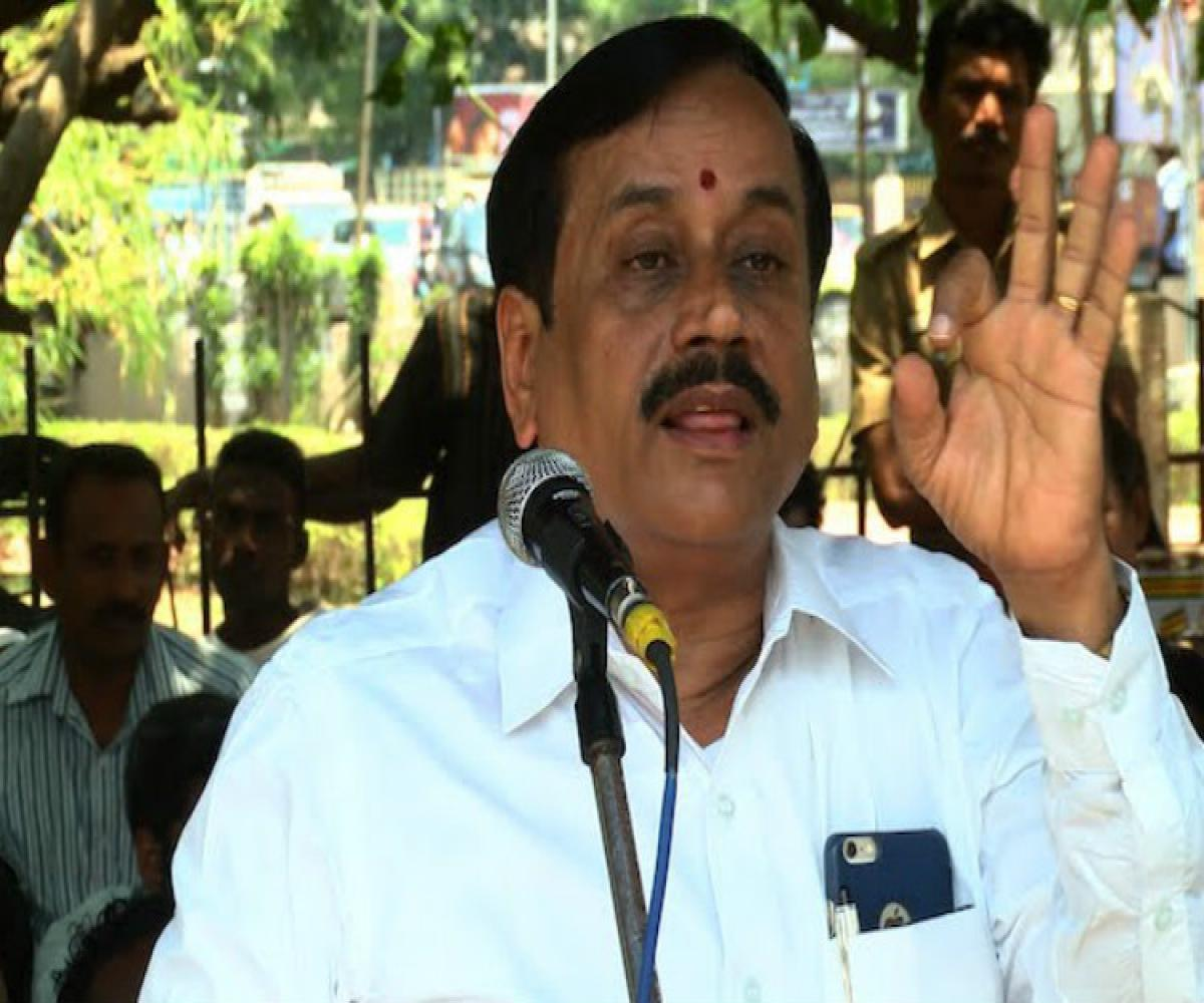 Video of BJP's H Raja abusing TN cops, Madras HC goes viral, gets