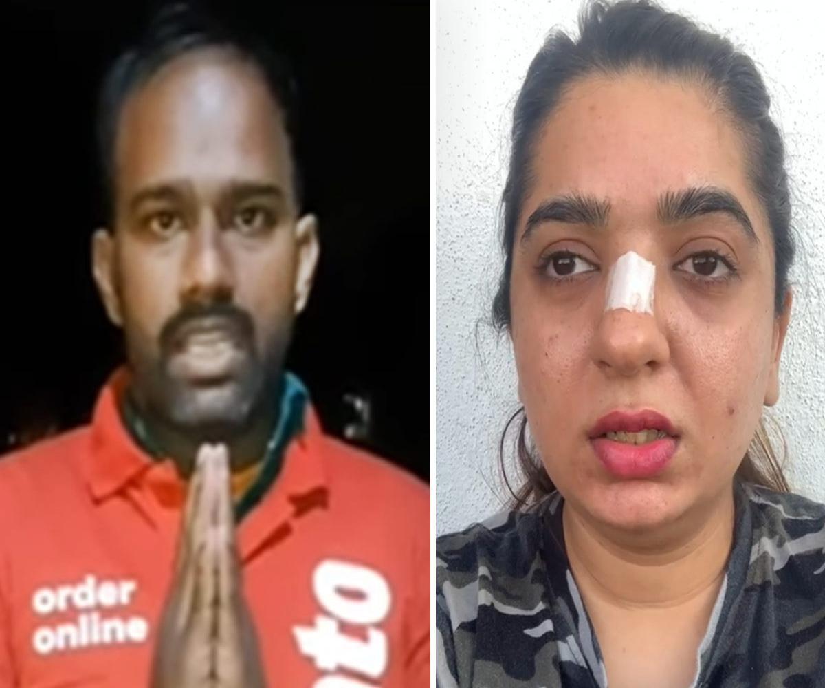 Zomato row: Hitesha leaves Bengaluru after her address leaked
