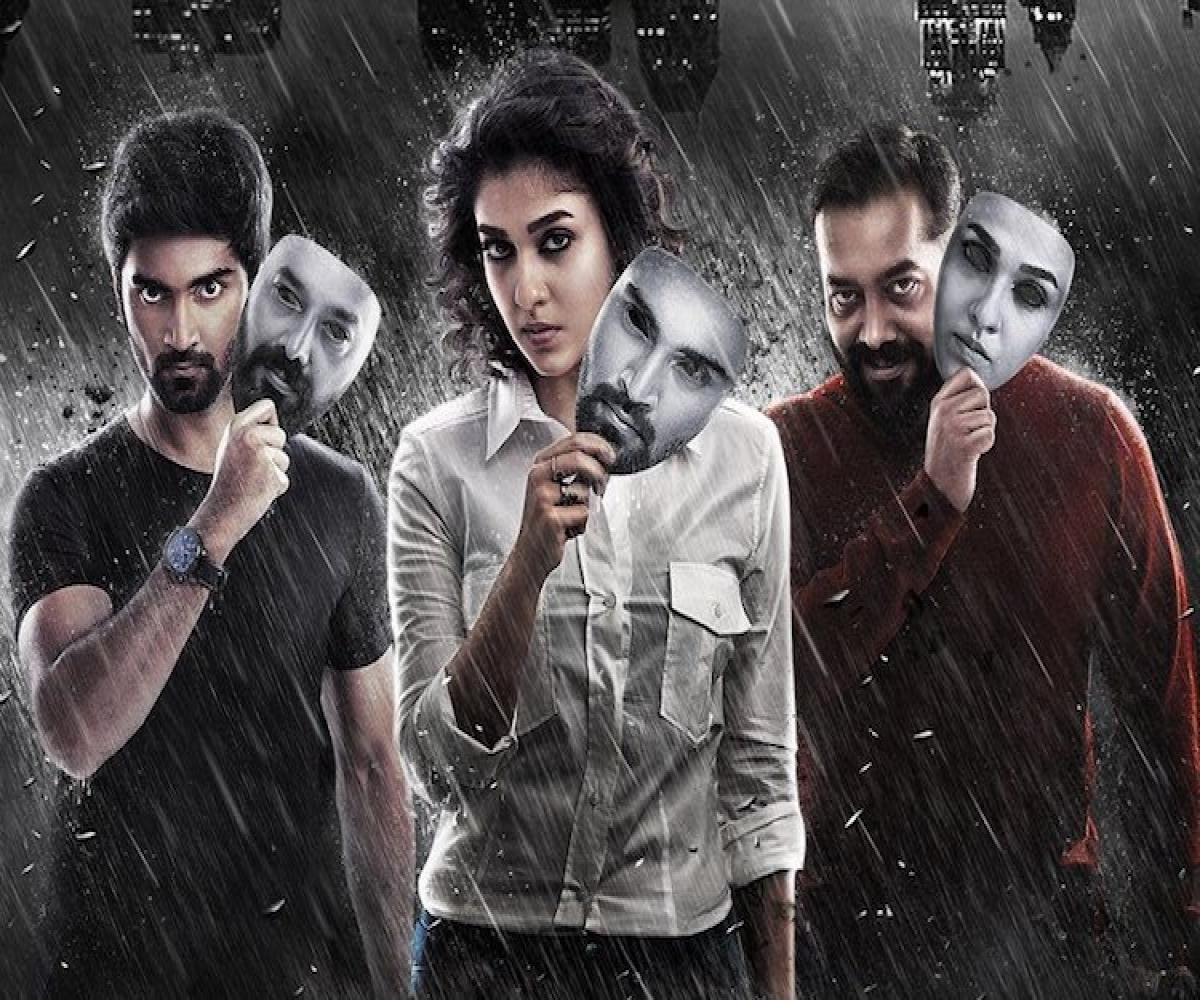 Imaikkaa Nodigal' review: Nayanthara, Anurag Kashyap are great, but